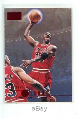 1996-97 Skybox Premium Star Rubies Red #16 Michael Jordan Ultra Rare NM/Mint
