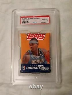 2009 2010 topps chrome nba basketball hot new pack curry rookie harden RARE